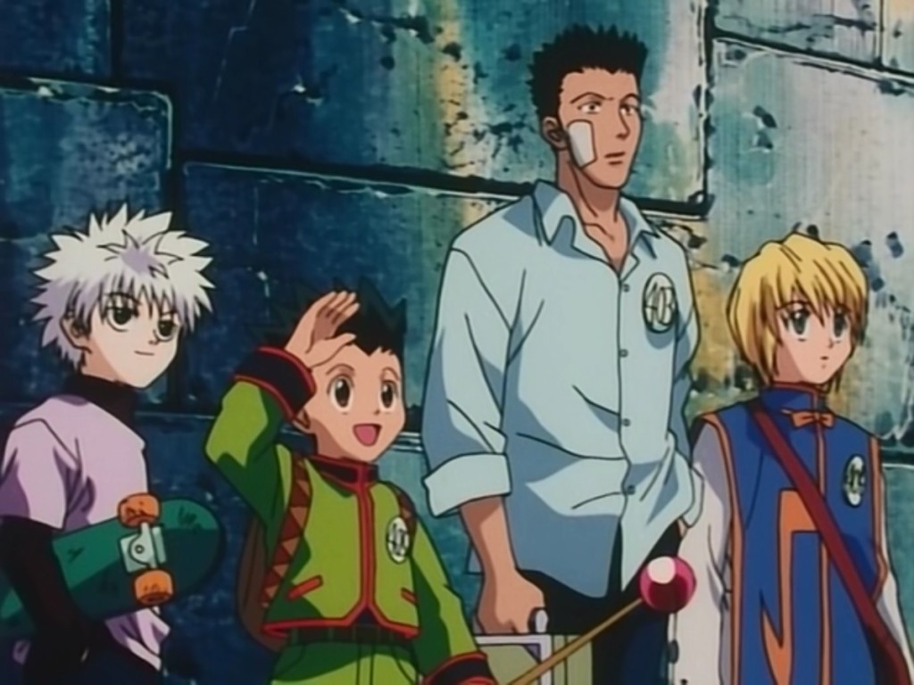 Anime Hunter x Hunter