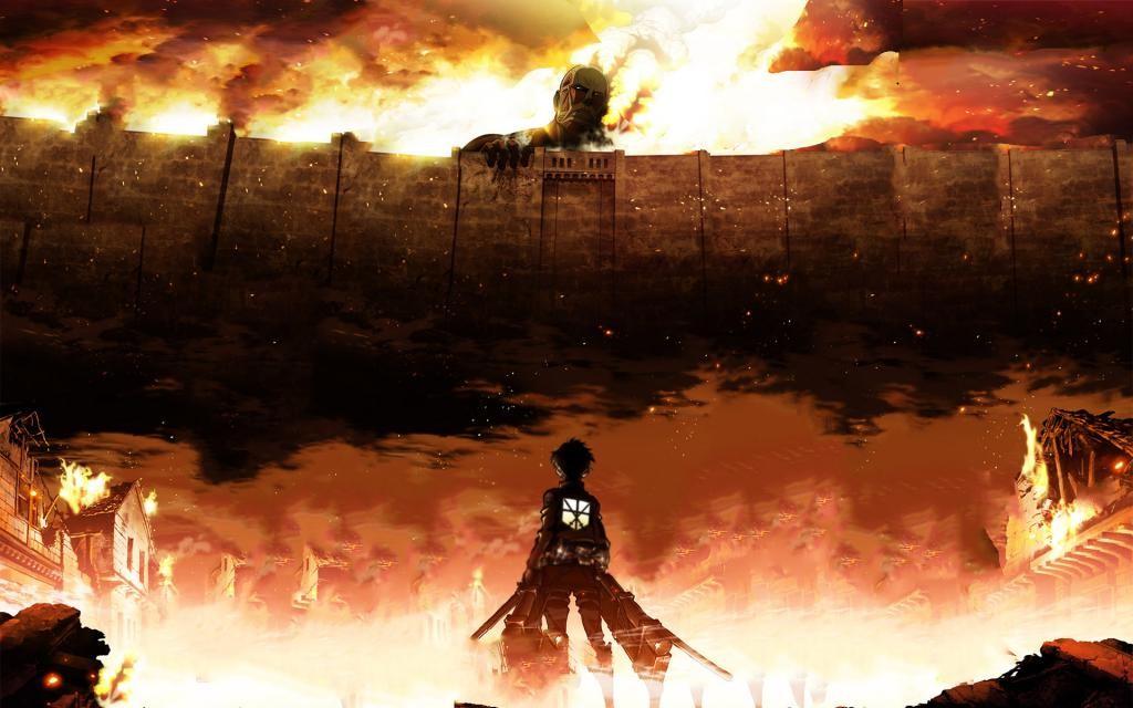 [Anime] Attack on Titan