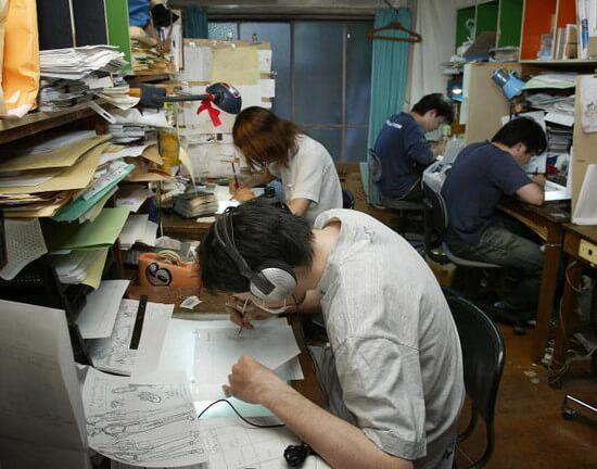 Estudios Animacao - Animadores Emprego