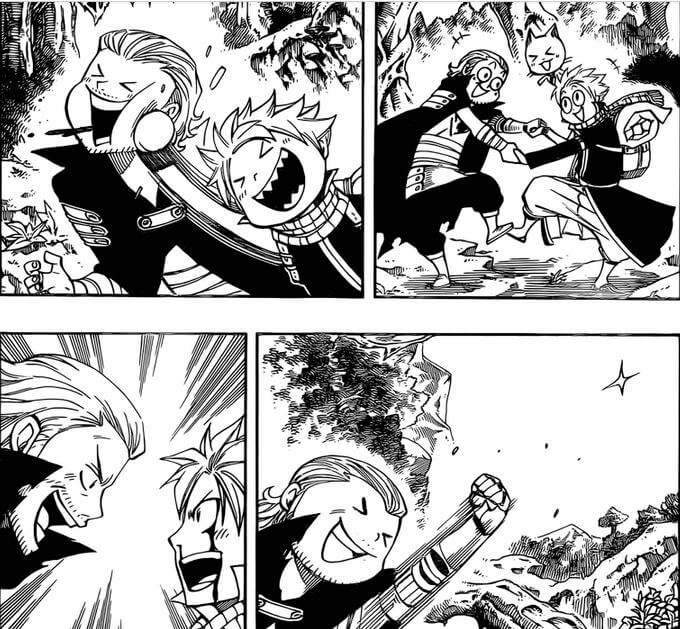 Fairy Tail - Capítulo 417