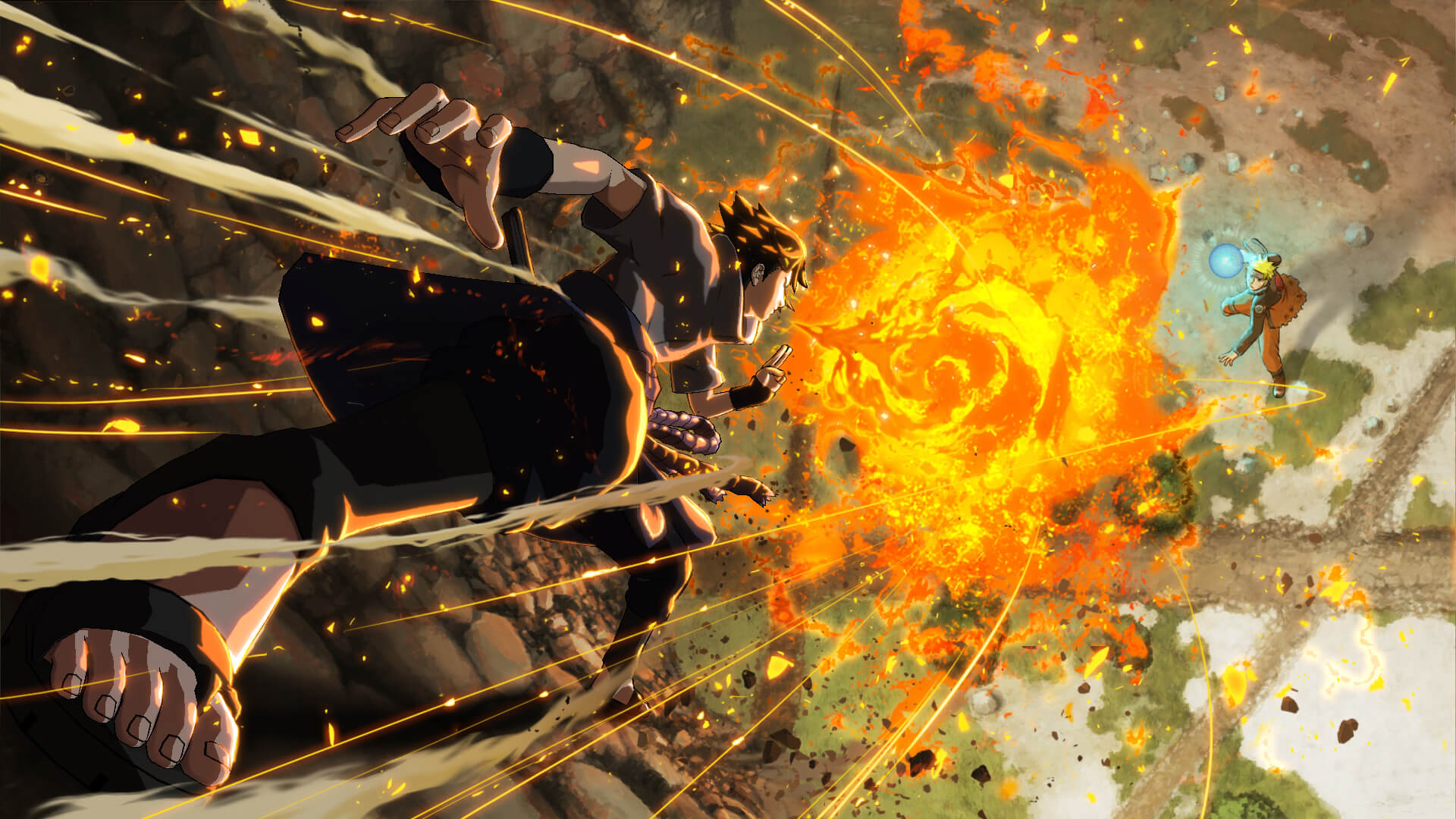 Naruto Ultimate Ninja Storm 4   Surpresa Nostálgica