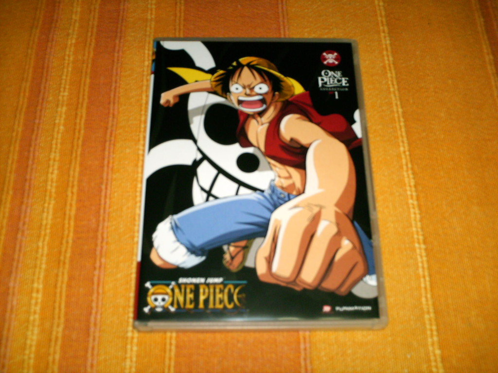 One Piece - Collection One | Capa Luffy