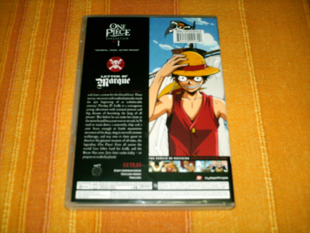 One Piece - Collection One | DVD Funimation