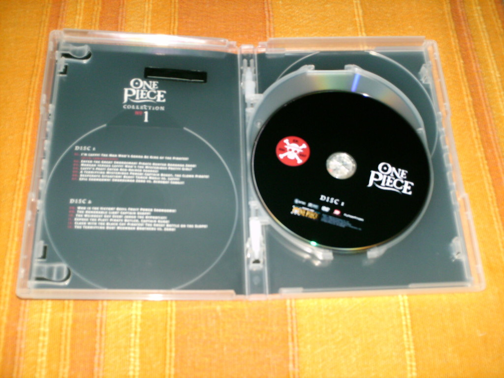 One Piece - Collection One   DVD Funimation