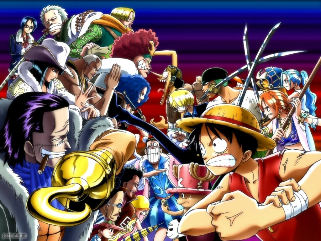[One Piece] Straw Hats vs Baroque Works