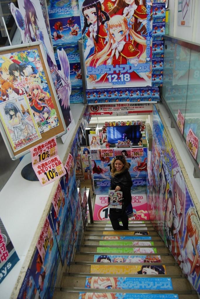 Loja Merchandise Japonesa Maiores 18
