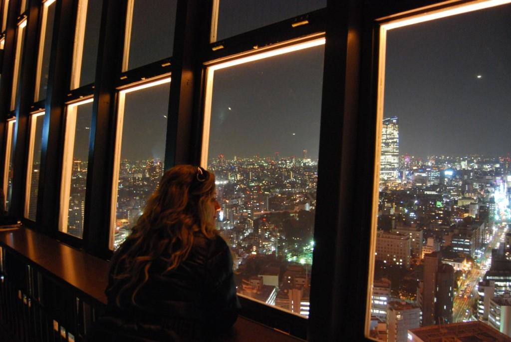 Observatório - Torre de Tóquio
