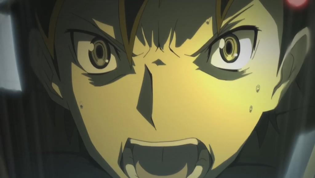 Anime Captain Earth