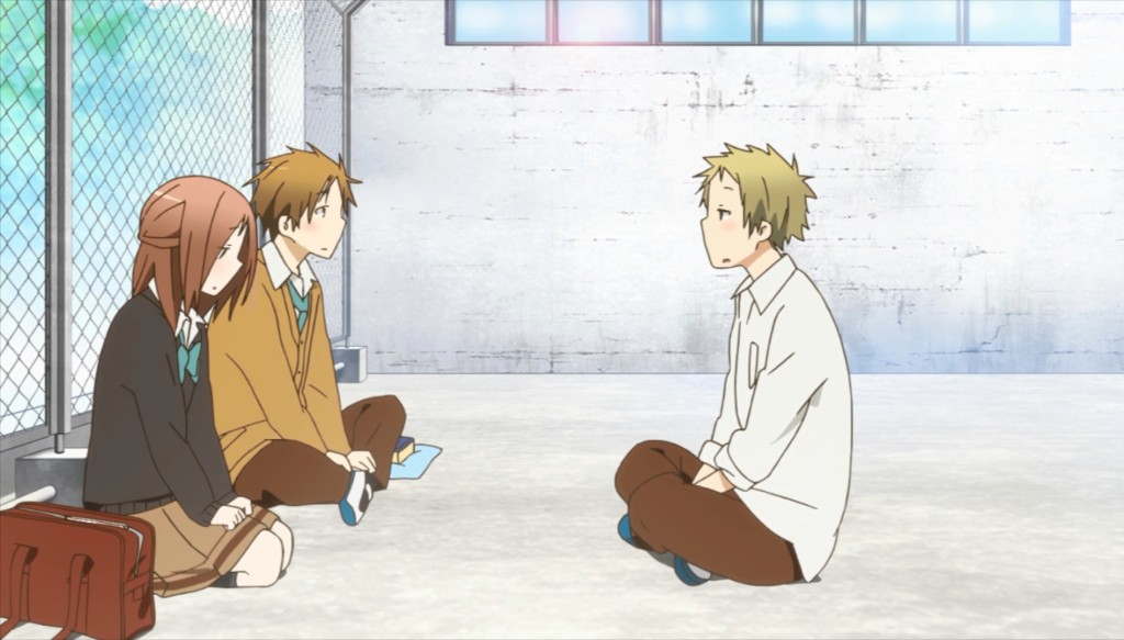 Anime Isshuukan Friends. - Episódio 3