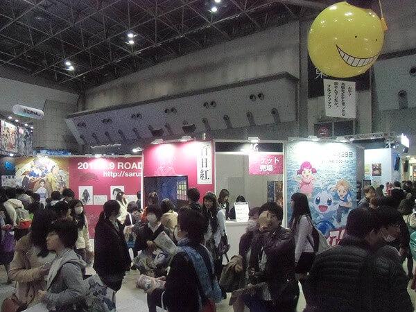 Production I.G AnimeJapan 2015