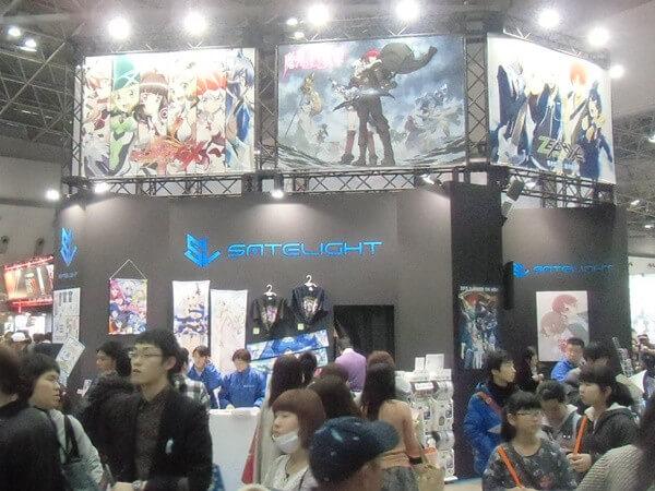 Foto-reportagem AnimeJapan 2015