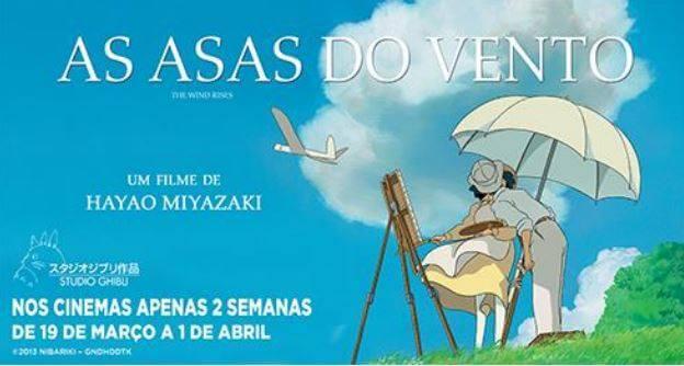 Kaze Tachinu chega a Portugal
