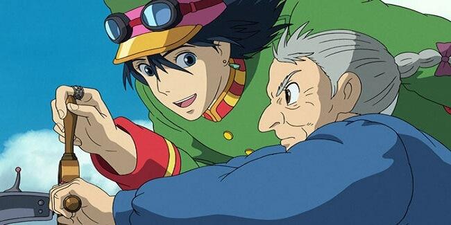 Top Filmes Anime que deviam ter Live Action - O Castelo Andante live action