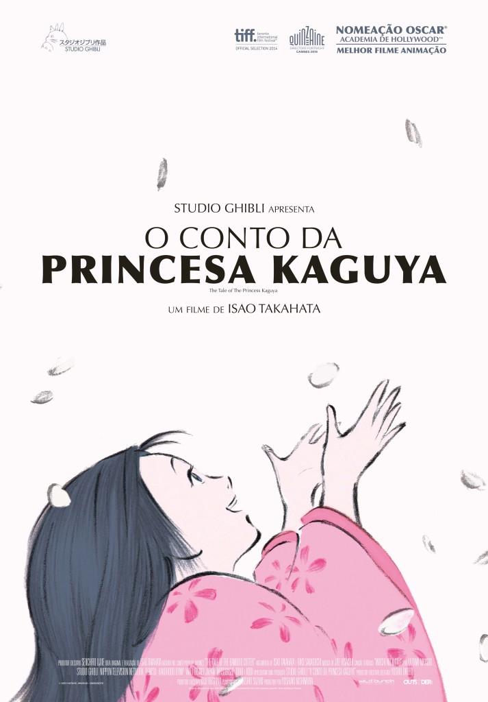 O Conto da Princesa Kaguya estreia