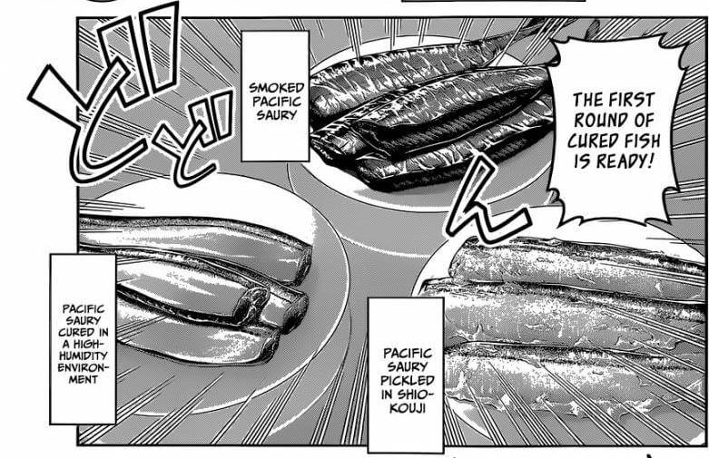 Shokugeki no Souma - Capítulo 96