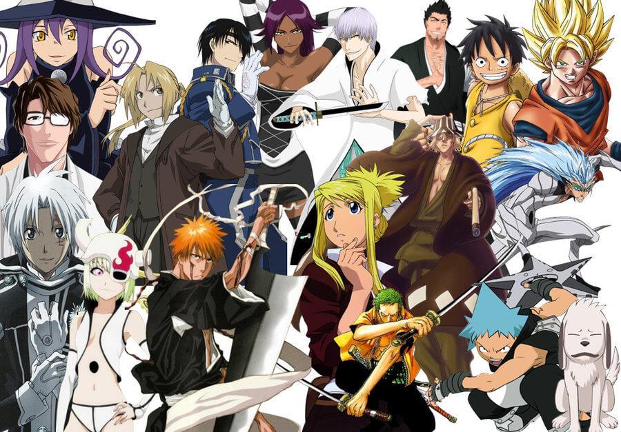 Fenómeno chamado Anime