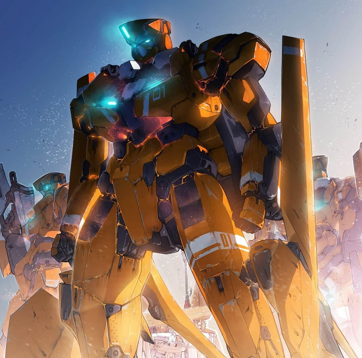 Lista Animes Verão 2014 - Aldnoah Zero