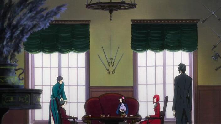 Anime Kuroshitsuji