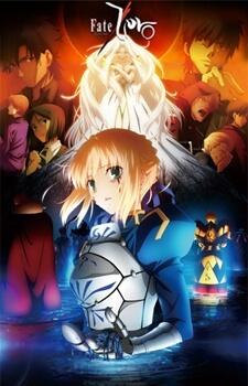 Poster Anime Faze Zero II