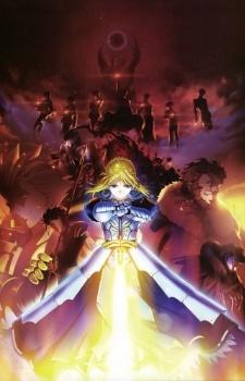 Poster Anime Fate Zero