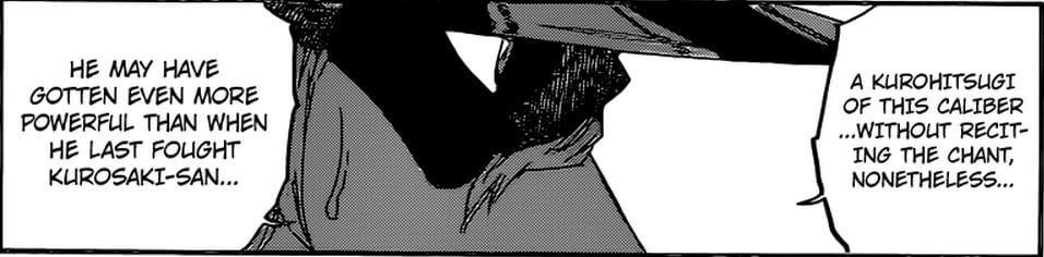Bleach - Capítulo 622