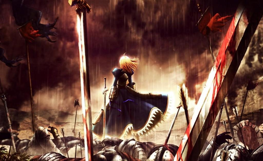 Anime Fate Zero