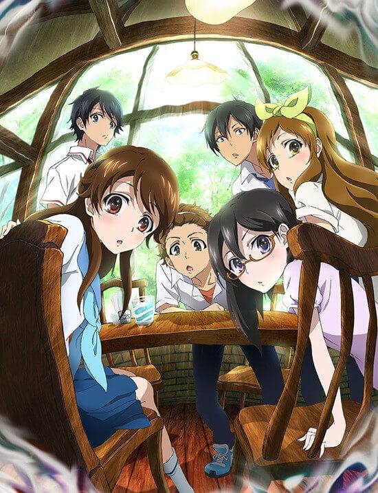 Lista Animes Verão 2014 - Glasslip