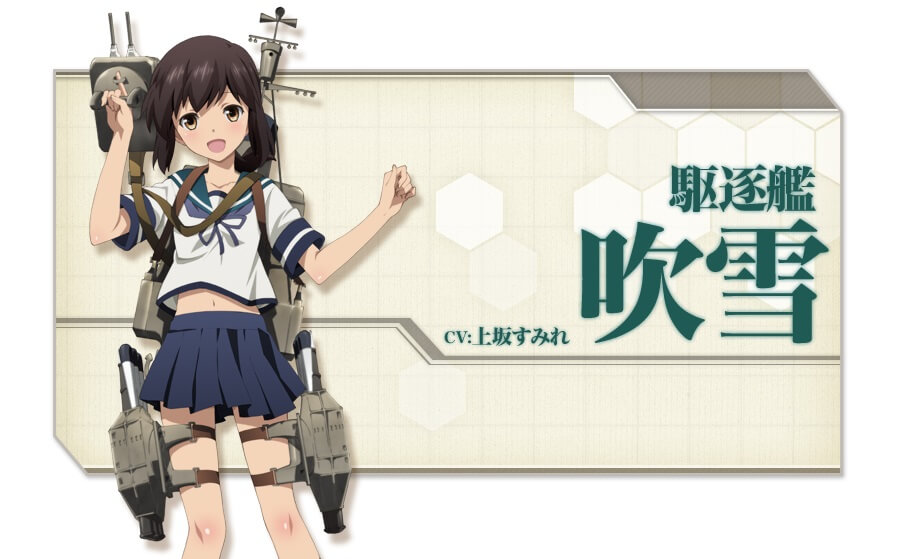 Lista Animes Verão 2014 - Kantai Collection KanColle