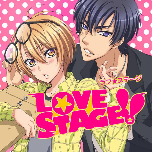 Lista Animes Verão 2014 - Love Stage!!