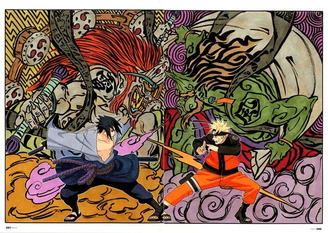 Manga Anime Games from Japan imagem naruto 1