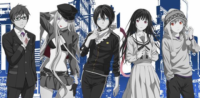 Noragami promove visual para Segunda Temporada