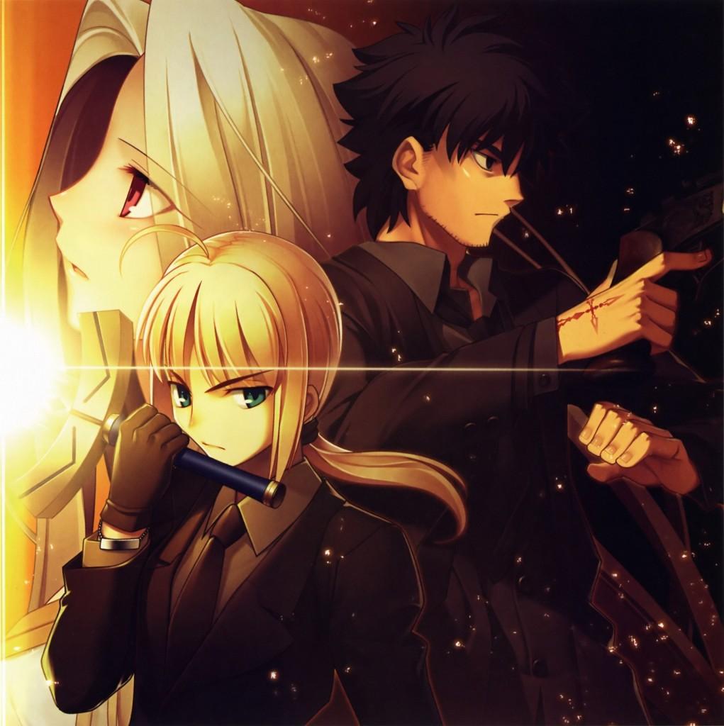 Anime Fate Zero 2011