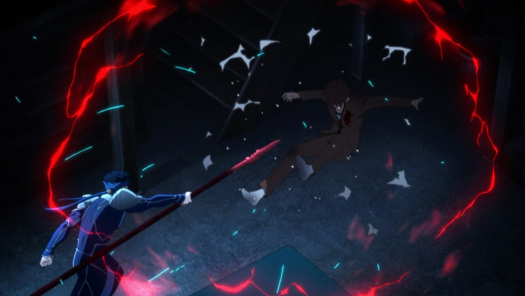 Fate stay night Unlimited Blade Works 2014