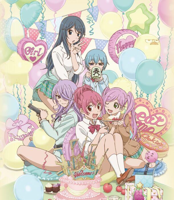 Lista Animes Verão 2014 - Sabagebu!