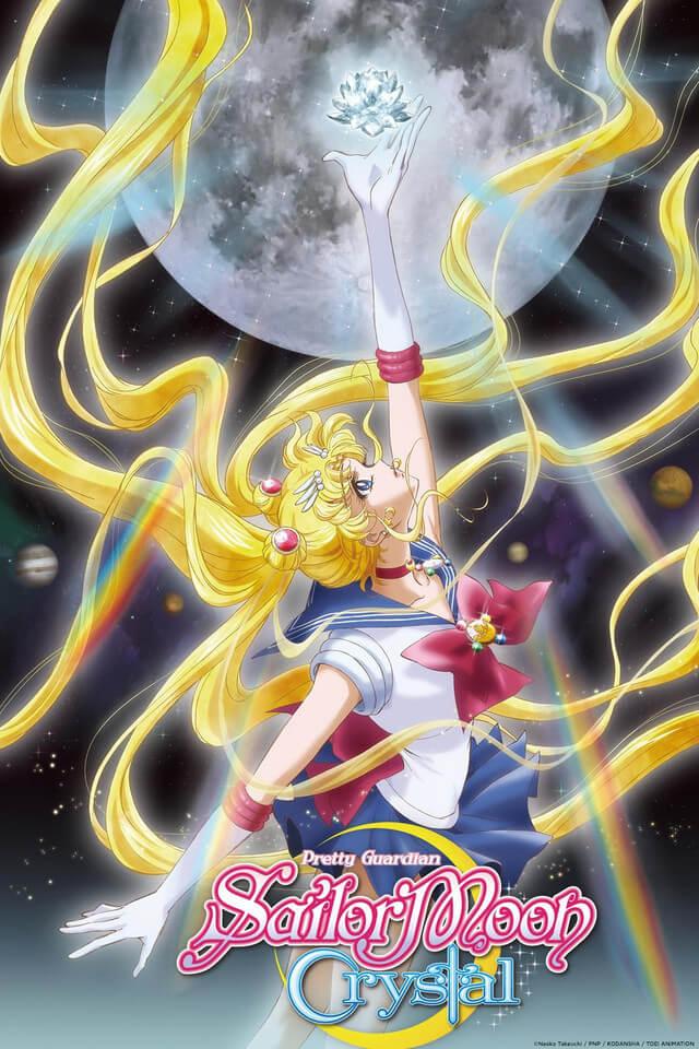 Sailor Moon Crystal na televisão Portuguesa