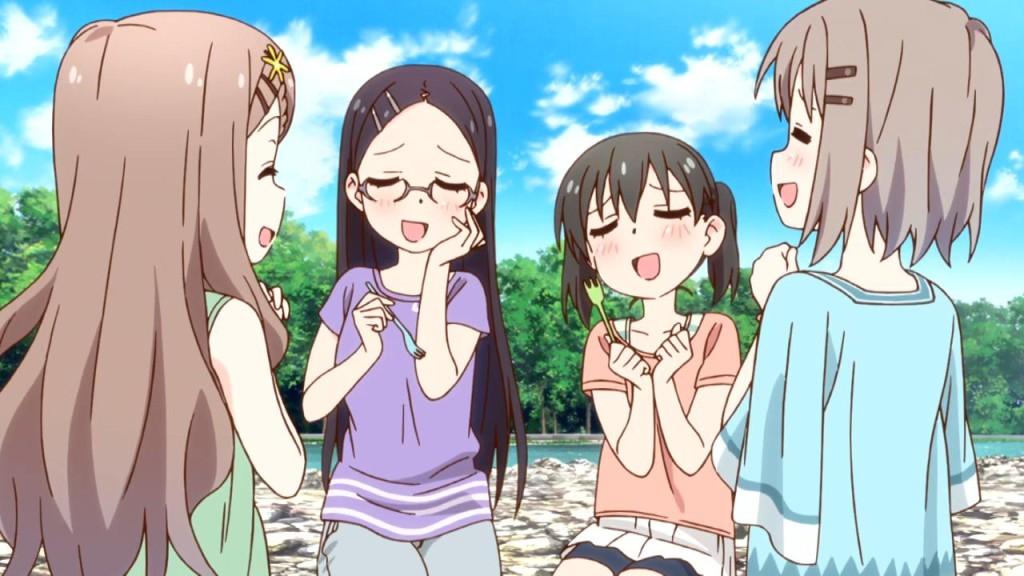Lista Animes Verão 2014 - Yama no Susume 2