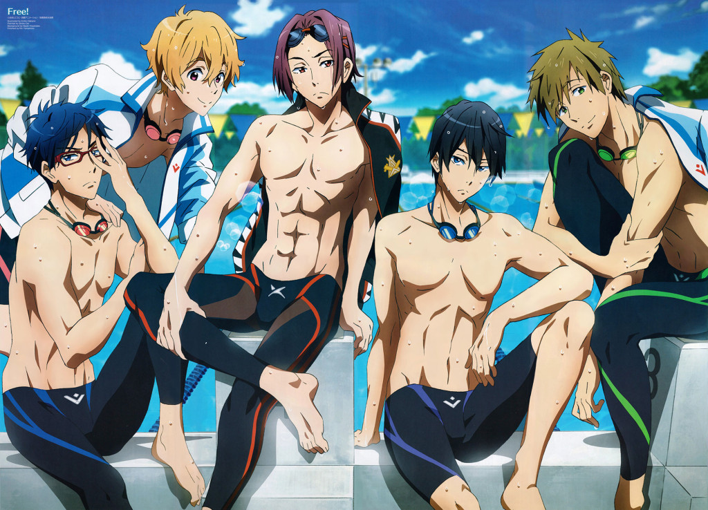 Free! - Iwatobi High School Swimming Club