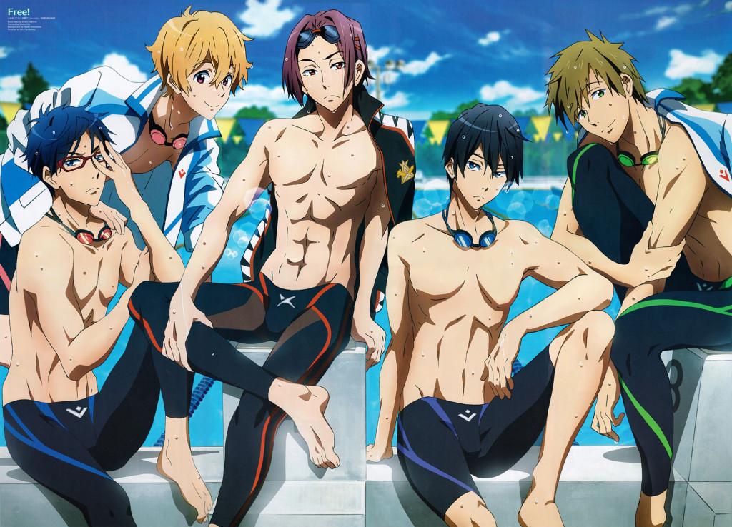 Free! - Iwatobi High School Swimming Club