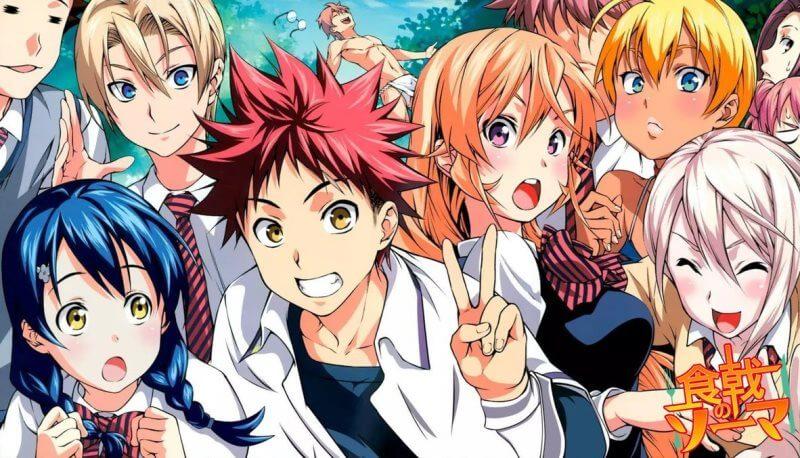 Shokugeki no Soma Terceira Temporada Anunciada | Anime