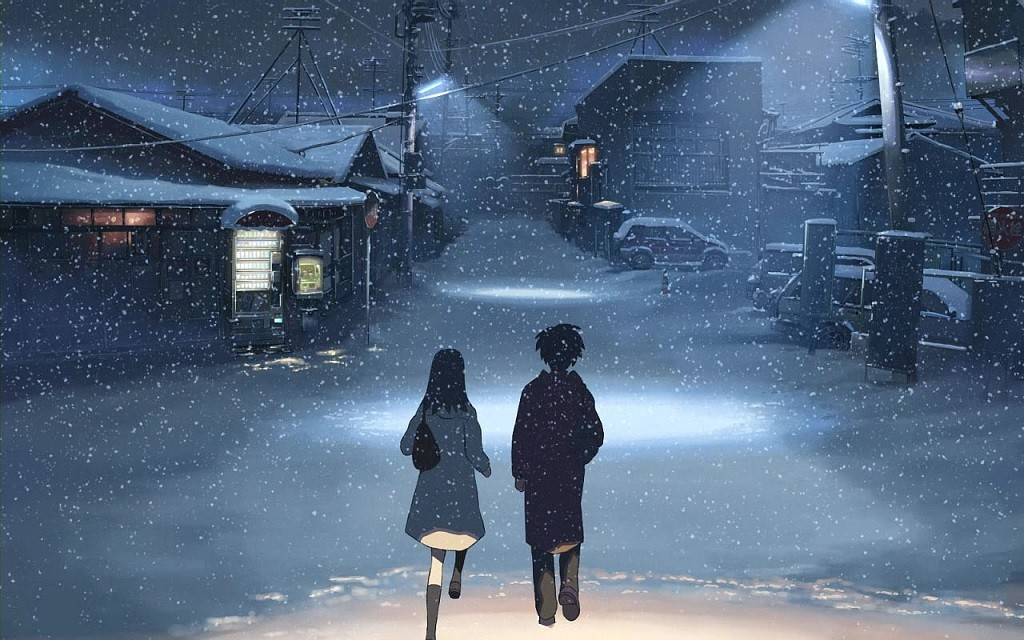 Filme 5 Centimeters per Second