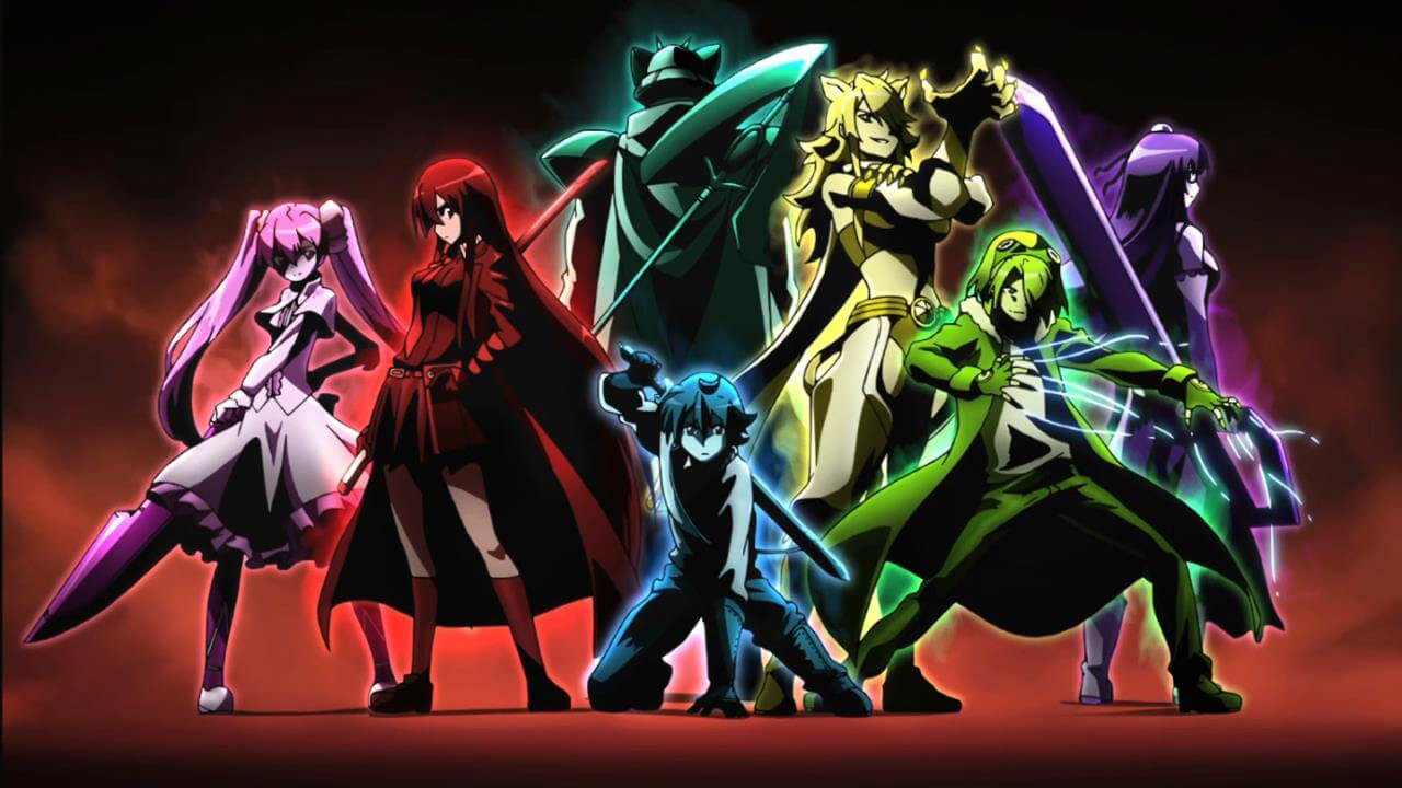 Akame ga Kill! - Night Raid