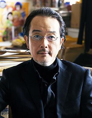 Bakuman Editor chefe Sasaki