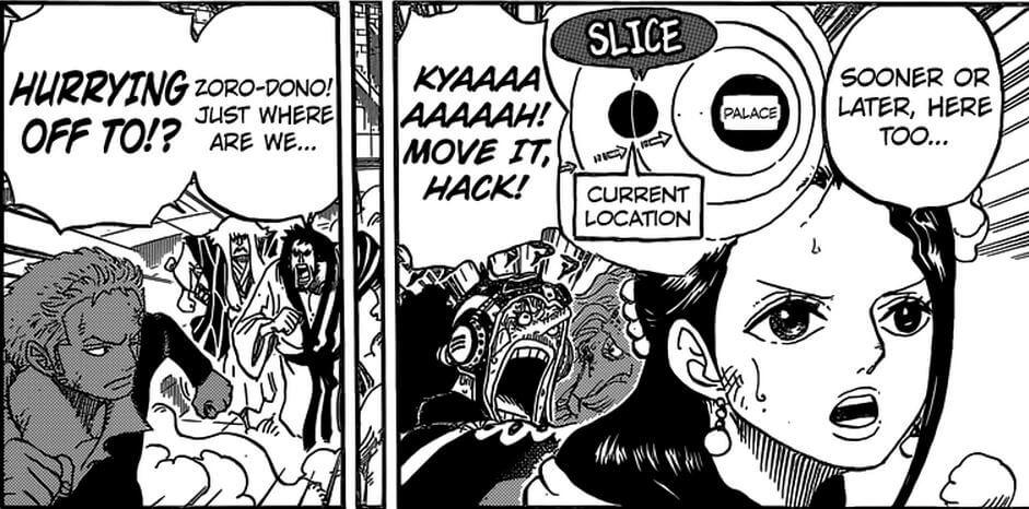 One Piece - Capítulo 784
