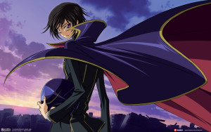 Code Geass Lelouch of the Rebellion - Lelouch Lamperouge