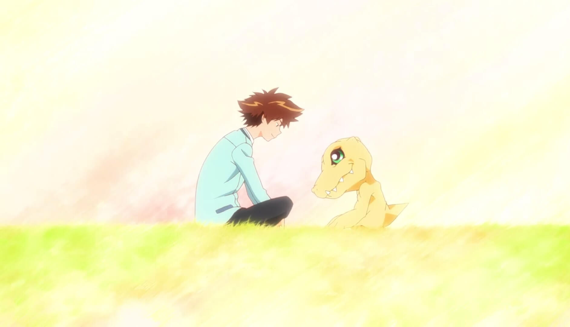 Digimon Adventure Tri recebe Trailer