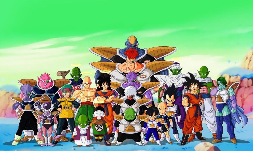 Dragon Ball Z - Saga Freeza