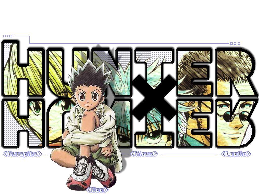 Lista Animes Outono 2011 - Hunter x Hunter 2011