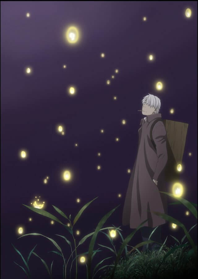 Revelado Visual do Filme Mushishi: Suzu no Shizuku