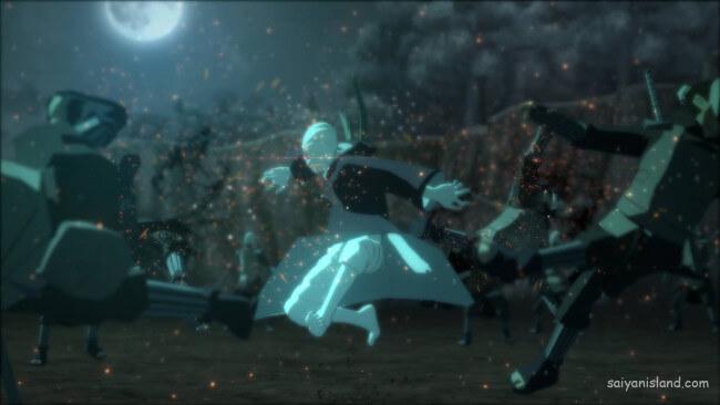 Naruto Storm 4 apresenta imagens HD de Obito | Modo Zetsu-Tobi