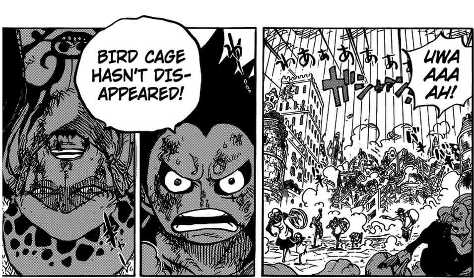 One Piece - Capítulo 786